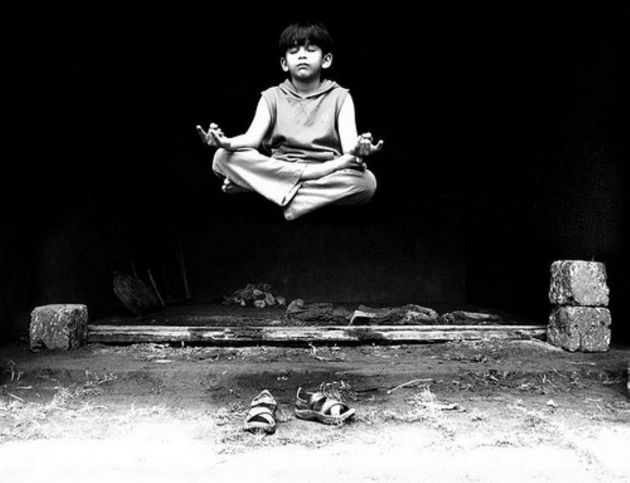 Meditation-Boy