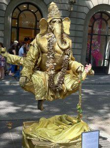 la ramblas heykel 2