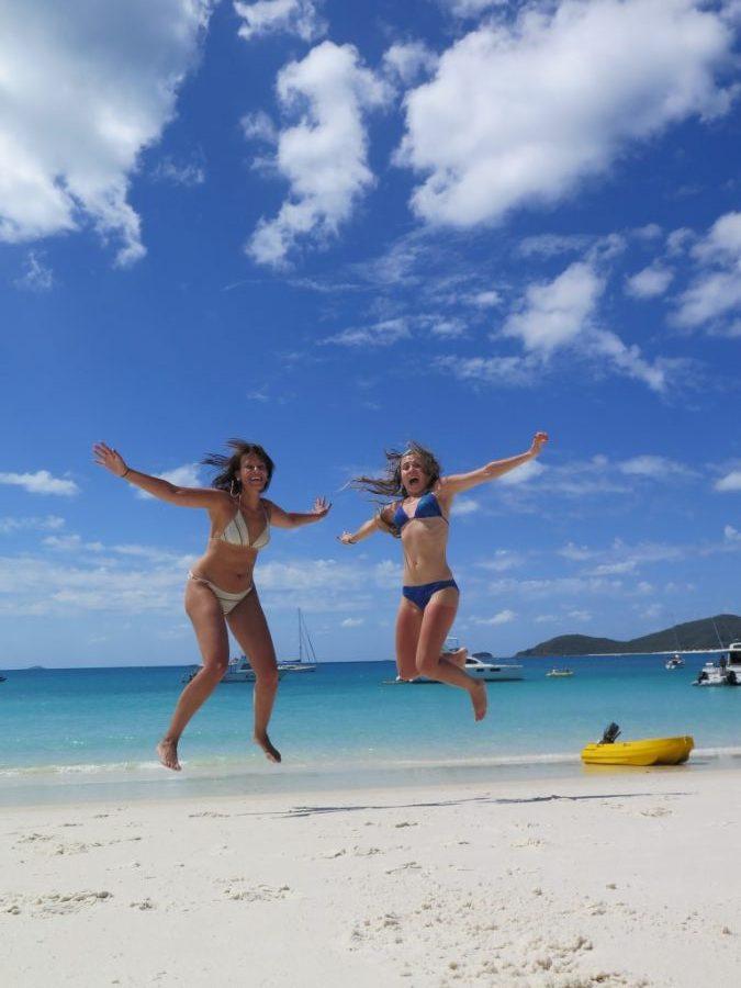 avustralya ya seyahat etmek için 9 neden gezgin yogini