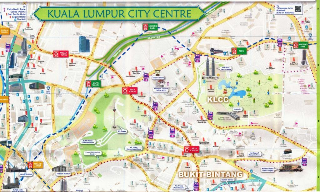 KLCC_Map